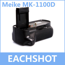 MeiKe MK-1100D, вертикальный набор держателя батареи для Canon 1100D камеры Rebel T3 Kiss X50
