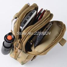 Tactical Waist Bag Mobile Phone pouch Pack Sport Mini Vice P