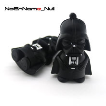 Nouveau Noenname Star wars usb flash drive 32GB dessin animé stylo lecteur 4gb 16GB 32GB pendriver 8gb pendrive U disque mémoire stick(China)