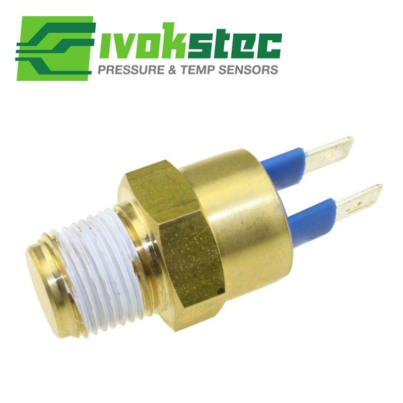 Coolant Temperature Switch Sensor Sender Liquid For Perkins 1004.4 1006.6 3.152 900 2848A121 4223862M1 4222196M1 2755A009