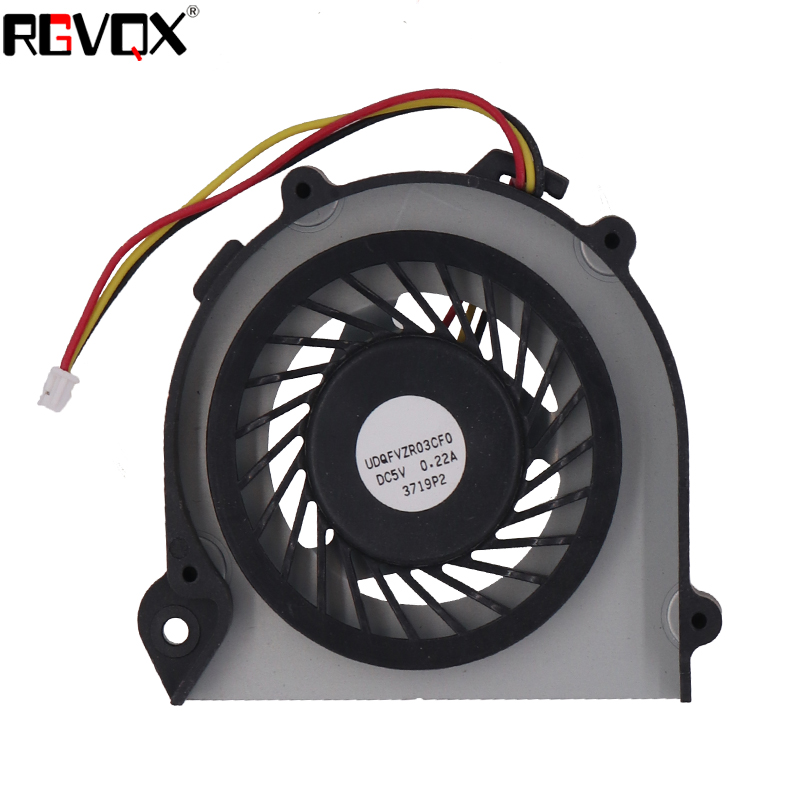 Купить с кэшбэком New Laptop Cooling Fan for SONY Vaio SVE11 E11 SVE11125CXB Original PN: UDQFVZR03CF0 CPU Cooler/Radiator