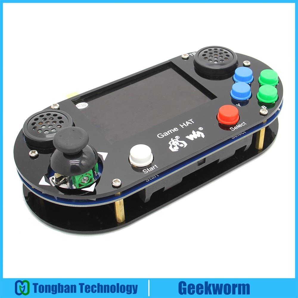 HOT SALE] Raspberry Pi RetroPie Handle Game Console Gamepad