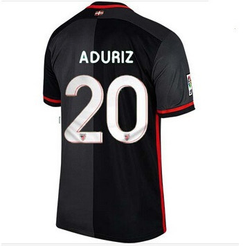 2016 Athletic Bilbao Soccer Jersey Athletic Club de Bilbao Camisetas Futbol DE  MARCOS Red Black Football Shirt LAPORTE ITURRASPE-in Soccer Jerseys from ... d5b2f908d683a