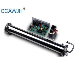 Image 1 - 슈퍼! 60g 오존 발생기 산업 수처리 공기 오존 탈취제 색상 표백 장수명 + 무료 배송