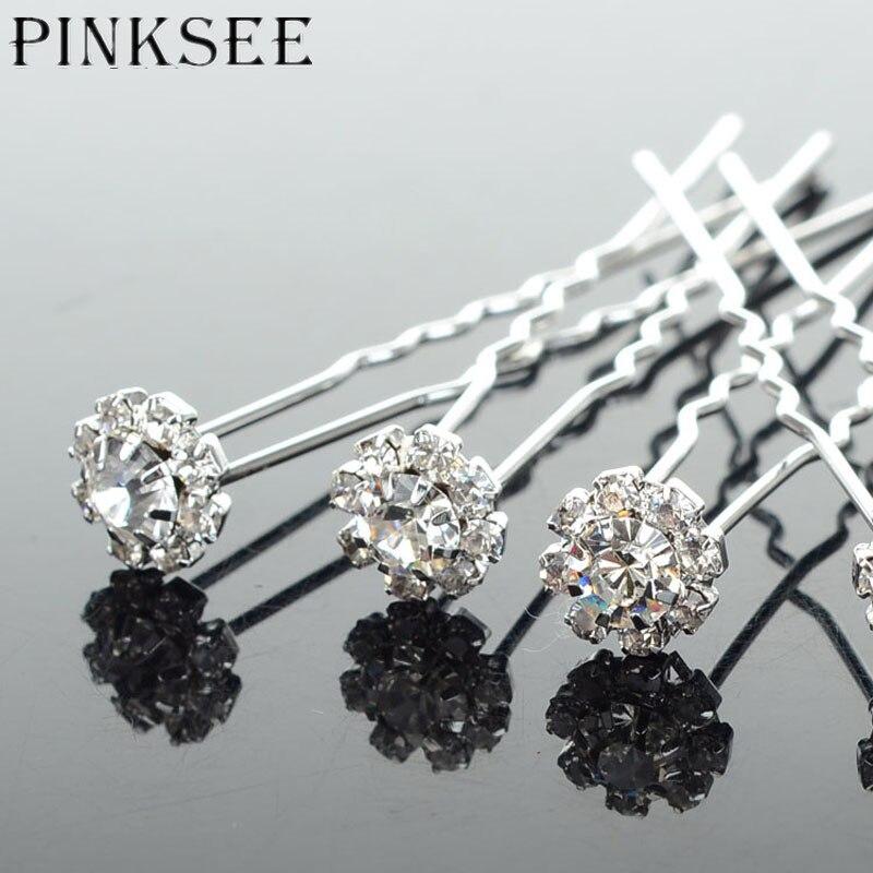 6efc9704 ⑤PINKSEE 20 piezas accesorios para unids el pelo de la boda flor de ...