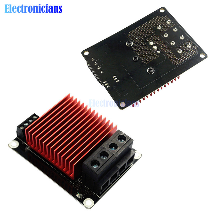 Analytical 3d Printer Parts Heating-controller Mks Mosfet For Heat Bed/extruder Mos Module Exceed 30a Support Big Current Max 280a Integrated Circuits