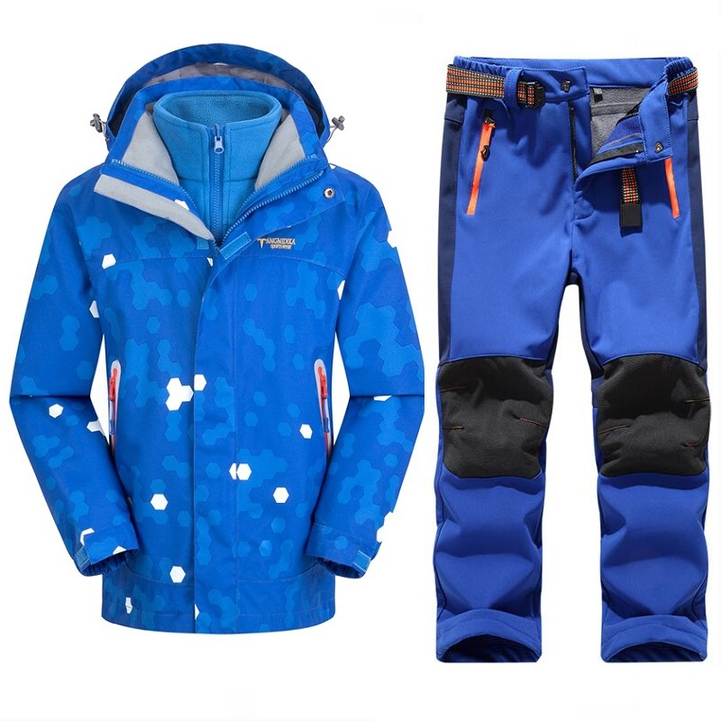 Waterproof Kids Suit 1