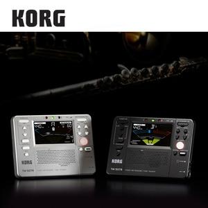 Image 5 - Korg TM50TR TM 50TR accordeur dinstruments universel/entraîneur métronome/entraîneur de tonalité métronome périodique avec écran LCD couleur pour Vionlin, saxo