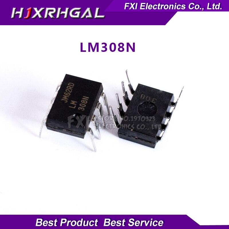 10PCS LM308N LM308 DIP8 DIP 308N New Original