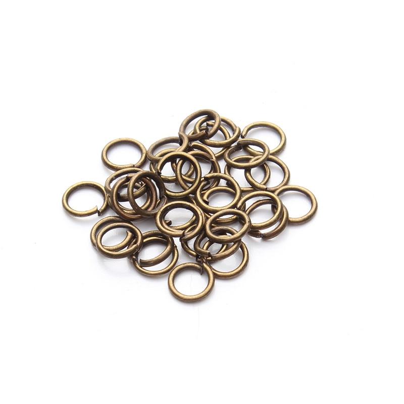XINYAO-200pcs-bag-4-6-8-10-mm-Metal-Jump-Rings-Silver-Gold-Bronze-Color-Split (4)