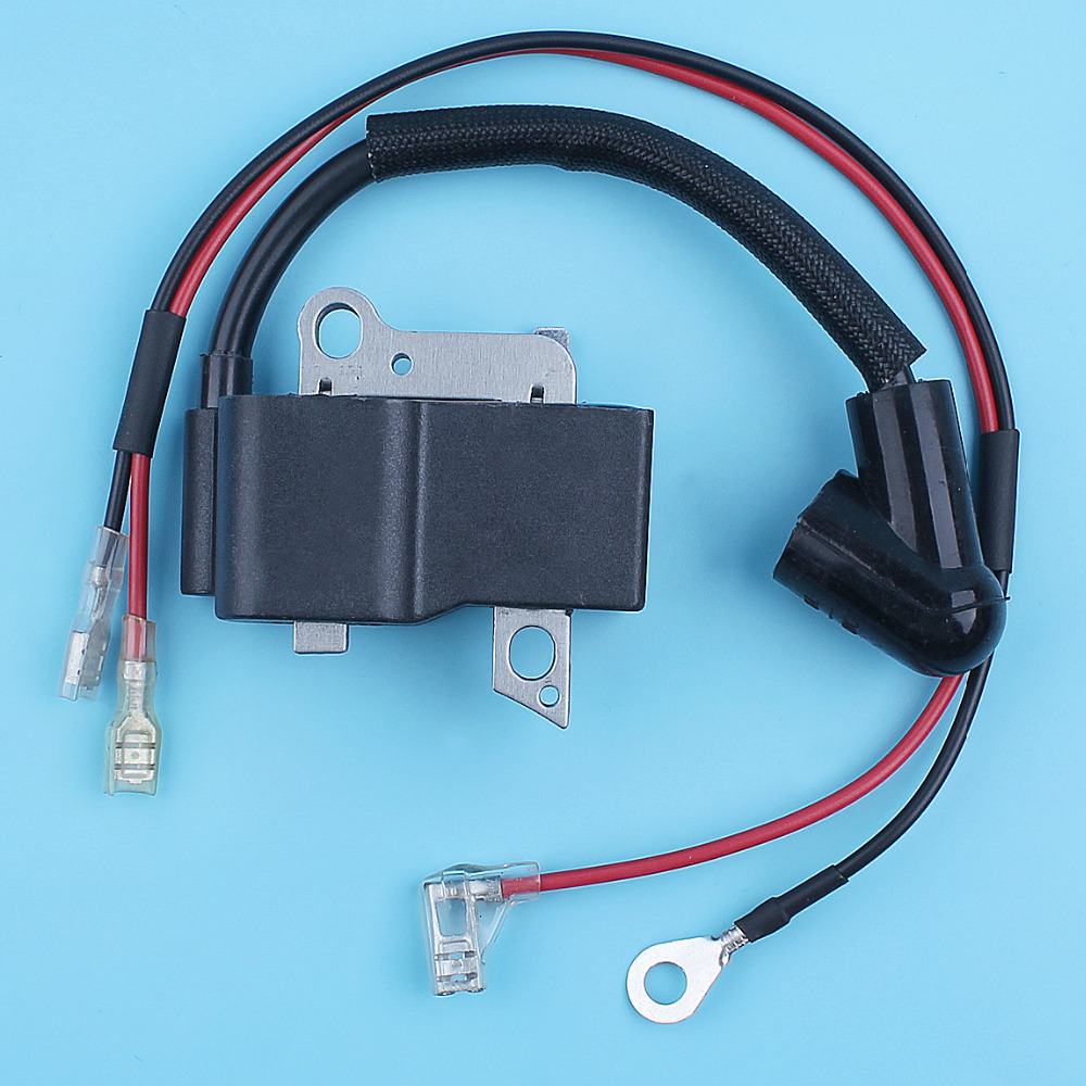 Ignition Coil Module Magento Wire Set For <font><b>Husqvarna</b></font> 135 <font><b>140</b></font> 135E 140E Chainsaw Replacement Part image