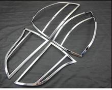 Rear Tail Light Tailgate Lamp Cover Trim For Mitsubishi Montero / Pajero Sport 2013-2015 liz fenton the status of all things unabridged