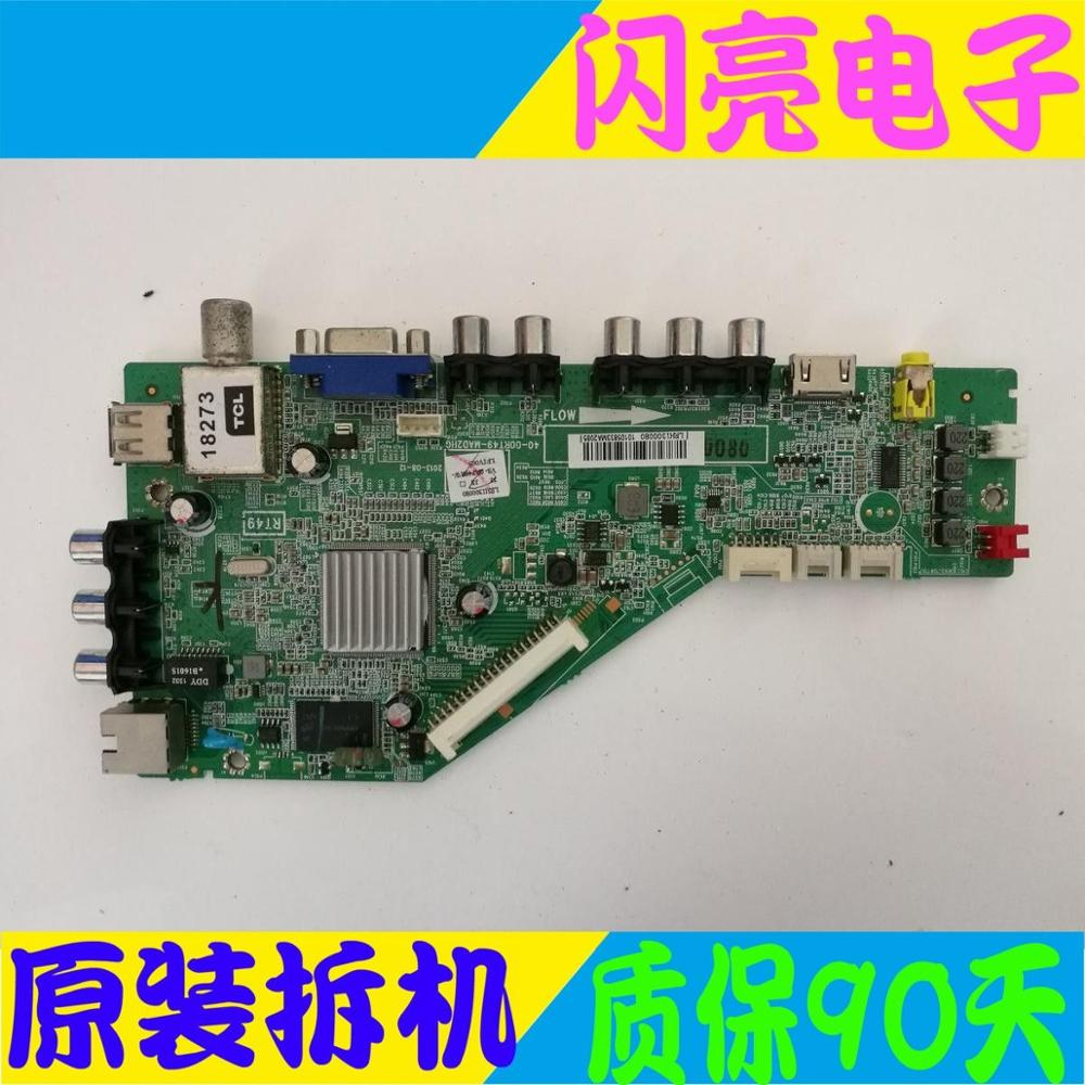 Consumer Electronics Accessories & Parts Amiable Main Board Power Board Circuit Constant Current Board Led 32c750e L32f3300e Motherboard 40-00rt49-mad2hg Screen Lvw320cs0t