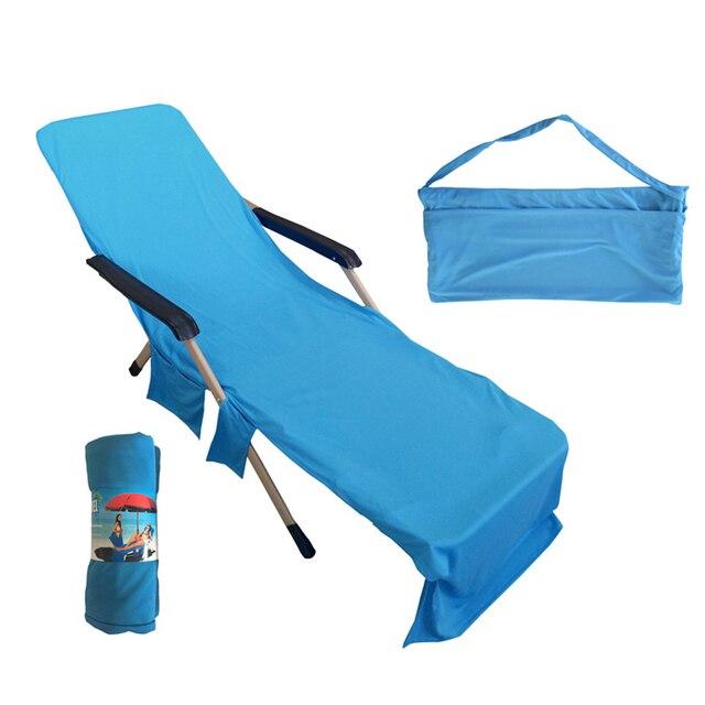 Superfine Fiber Quick Dry Beach Towel Deckchair Cover Lounge Mat Cool Feeling Fast Drying Magic Bath Towel Beach Bathrobes p20