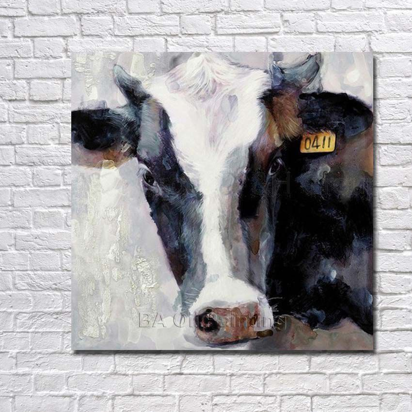 Cow Wall Art compare prices on picture cow- online shopping/buy low price