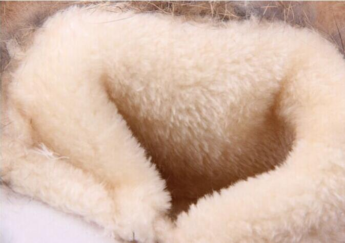 New-Winter-fashion-snow-boot-Warm-Rabbit-hair-PU-Leather-First-Walkers-shoes-wings-infant-Toddler-Baby-Girls-hard-sole-13-18CM-4