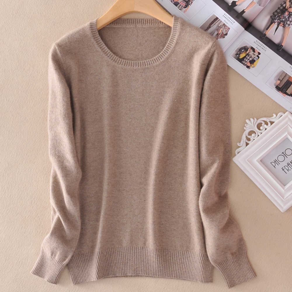 Hot Sale Women Sweater Cashmere Pullover 2017 Spring New Brand Jumpers O neck Sweaters 14colors Lady Clothes for Girls Knitwear