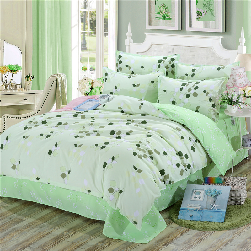 bedding set queen king size double single duvet cover 34 pcs linens usa - King Size Bed Sheets