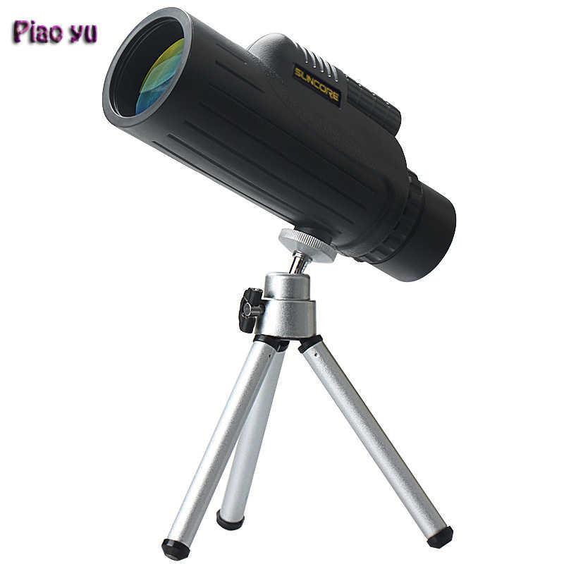 10 x 52 42 Focus Monocular Telescope Zoom Optic Lens Binoculars Spotting scope Coating Lenses Dual Focus Optic Lens day vision  цены