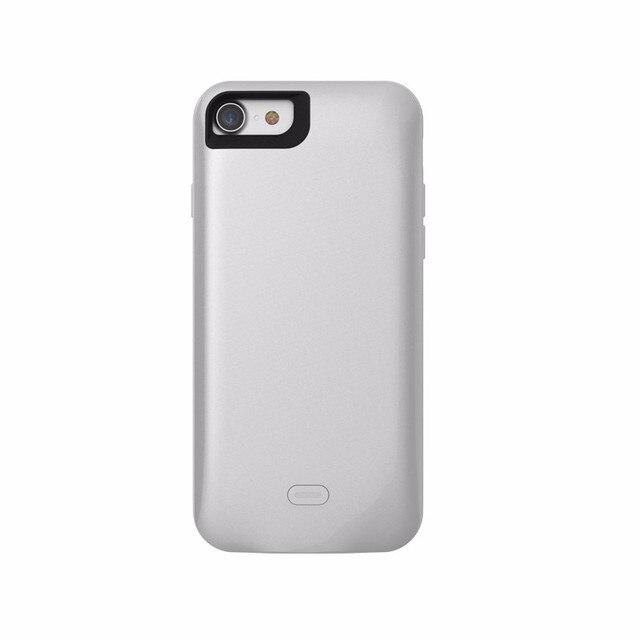 Высокая Производительность 5000 мАч Телефон Аккумулятор Клип Чехол Для iPhone 7 plus Зарядное Устройство Случай Резервного Питания Банк i7p Задняя Крышка