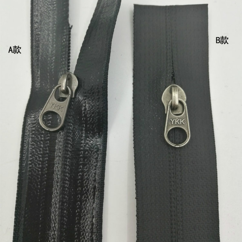 """18/"""" Invisible Zippers ~Closed Bottom~ Black ~ YKK 100"""