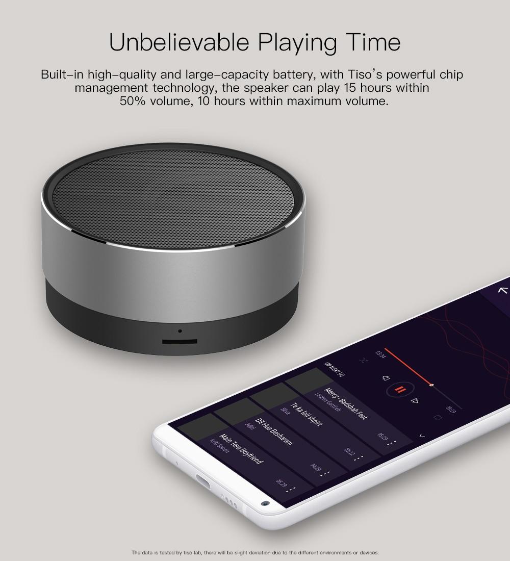 2 T10 Bluetooth haut-parleur