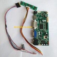 Kit for LTN154BT02-001 Screen Panel LED DIY 1440X900 LCD VGA DVI HDMI 40pin M.NT68676 Controller board 15.4″ Display