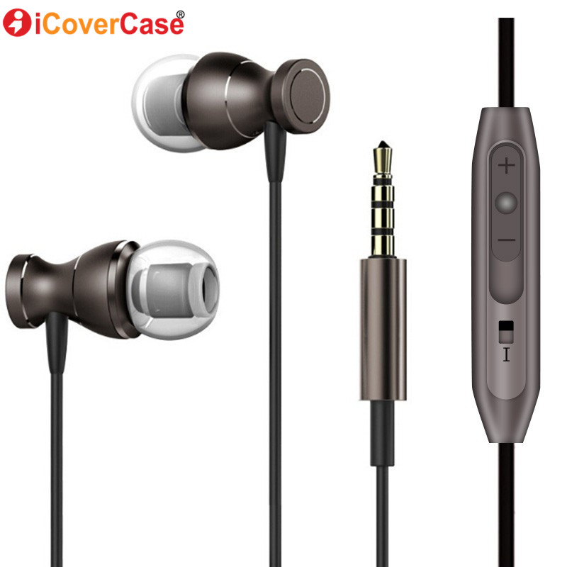 Music Earpiece For ZTE Nubia Z17 Mini Z17S Z11 Max M2 Play N2 N1 Headphone Case In-Ear Ear