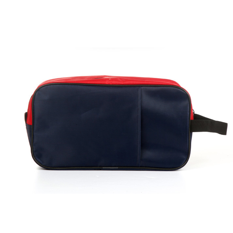 Туристические ботинки сумки для Для женщин девочек нейлон Водонепроницаемый поездки мешок Повседневное сумки обувь хранения 1 пара кроссо...