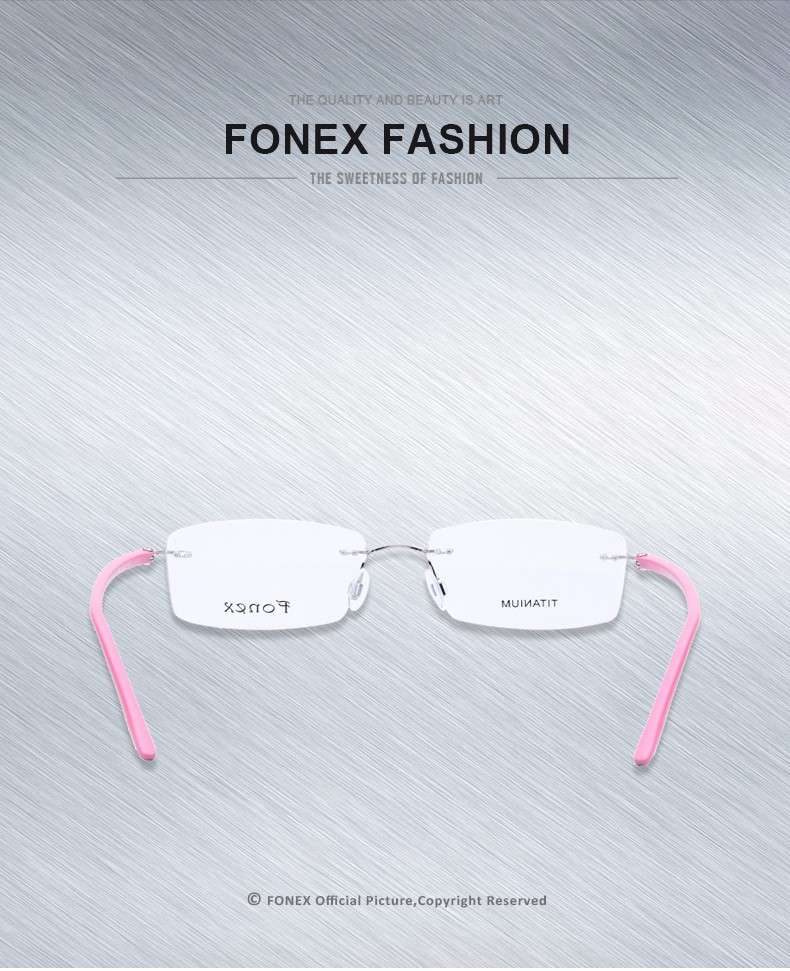 New-Fashion-Titanium-Myopia-Rimless-Glasses-Memory-Eyeglasses-Optical-Frame-TR90-Eyewear-Women-Brand-Designer-8201-FONEX_05