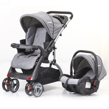 classical baby stroller cheap / price 2 in 1 pram for