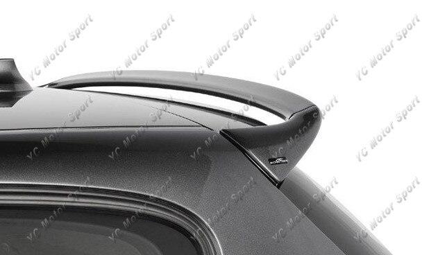 2011-2014 BMW 1 Series F20 5D Hatchback AC Schnitzer Style Roof Spoiler FRP (3)