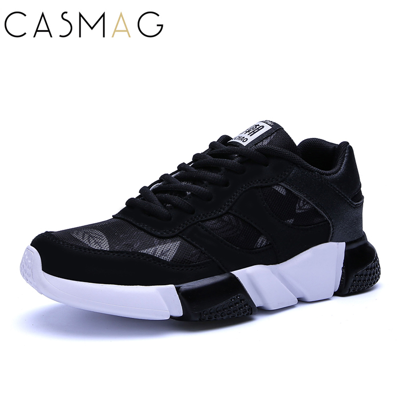 CASMAG Original Men Women Athletic Outdoor Sport Shoes Running Shoes Sneakers Size 35-44