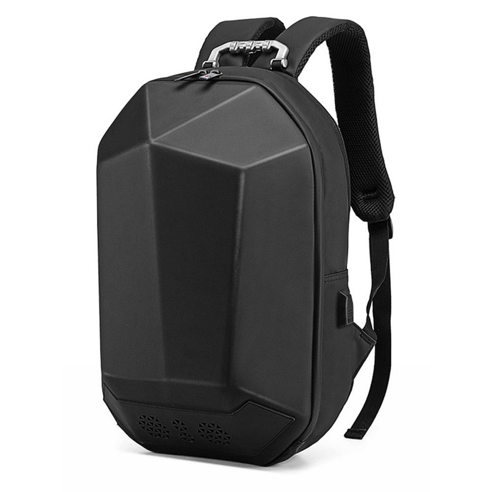 Geek Backpack USB Charging Bluetooth Music Bags 2
