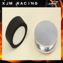 LT CNC Metal air filter including air filter sponge for 1/5 RC CAR HPI ROVAN baja losi 5ive-T parts