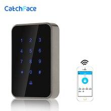 Длинный Rnage контроль Bluetooth Wifi цифровой замок считыватель контроля Доступа Электронный умный Дверной Замок Стекло безопасный замок на дверь для офиса