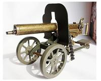 Retro Heavy Machine Gun Modelo Do Cigarro Mais Leve, 29 cm Tamanho Grande Mais Leve, Decoração para casa, Presente criativo, Artesanato Em ferro, Metal Artesanato J98