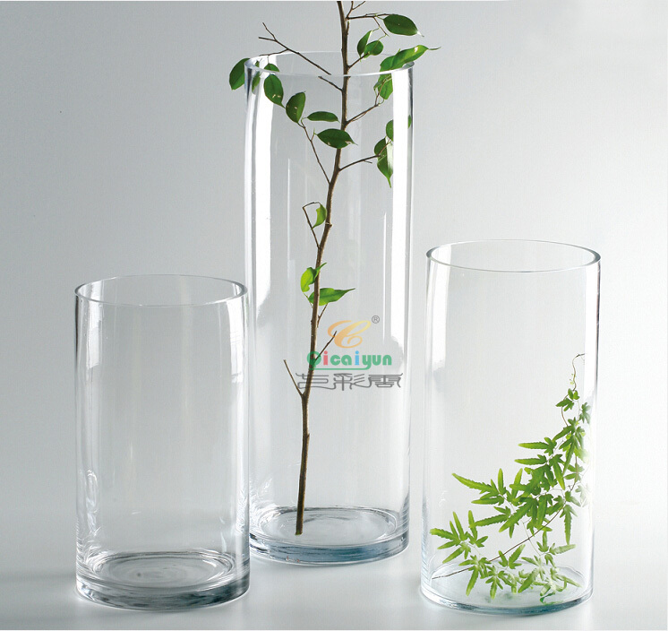 Clear Acrylic Vase For Party In Vases From Home Garden On