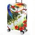 2016 padrão de Design Animais tampa da mala em aplicar para 18-32 polegada de proteção Alta elasticidade flor trolley de viagem bagagem protecti