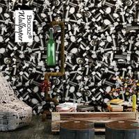 3d papel de parede Lag Tornillo Pico de vinilo Lavable 3d wallpaper rollo para el dormitorio de TELEVISIÓN de fondo de papel de pared 3d Mural salón