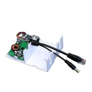 Image 2 - 48 W 60 W POE מפריד אספקת חשמל מודול סטנדרטי IEEE802.3 af/באופן/bt Poe 48 V PoE מפריד 12 V 4 V 24 V 2A