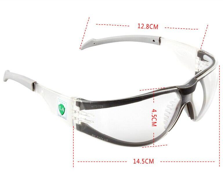 3M 11394 Schutzgase Winddicht UV-Schutzbrille Arbeitsbrille - Schutz und Sicherheit - Foto 4