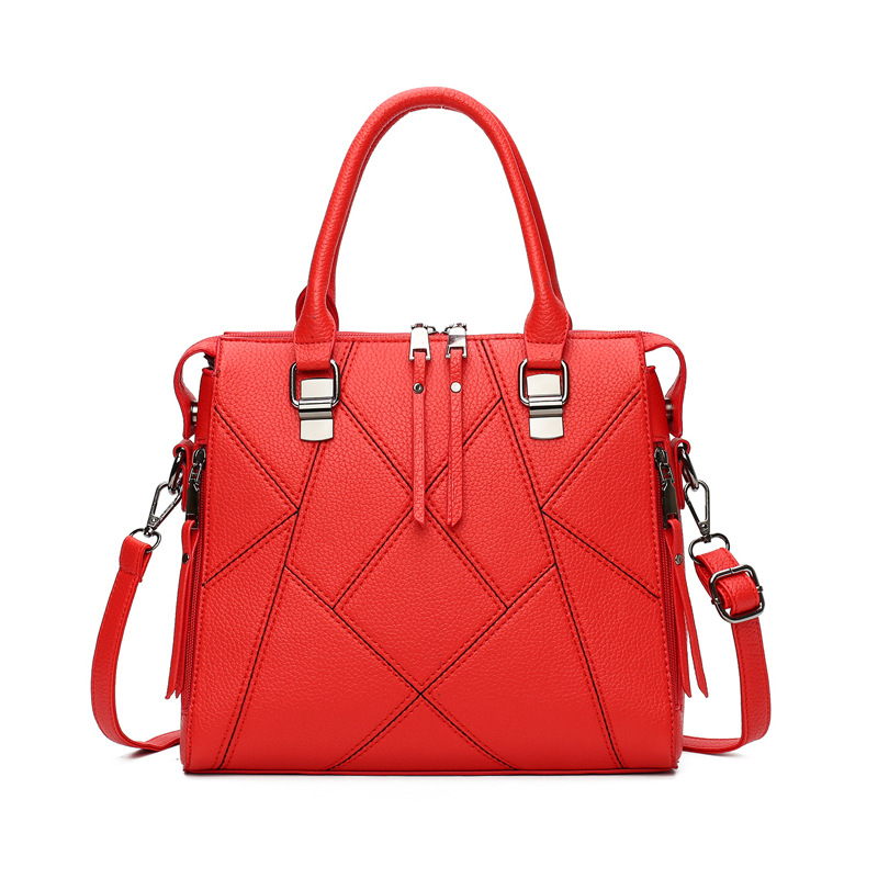 GDZHLbag New Arrive Women All-match Bag Fashion Handbag High Quality Medium Shoulder Bag Frosting Women Messenger Bag B028  new arrive women leather bag fashion zipper handbag high quality medium solid shoulder bag summer women messenger bag