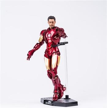 Фигурка коллекционная Железный человек Marvel 28 см ПВХ 1