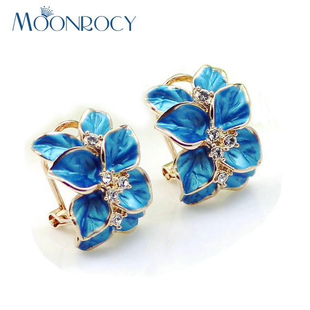 Aliexpresscom Buy MOONROCY Drop Shipping Fashion Jewelry