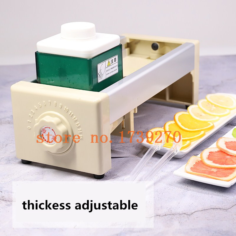 Hand Operation Fruit And Vegetable Slicer,push And Pull Style Slicer Machine,thinkness Adjustable