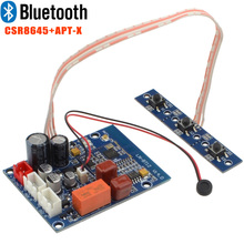 Bluetooth 4.0 Audio Receiver Board Wireless Stereo Speaker HiFi Module Adapter+Free Shipping with Track Number 12002097 цена 2017