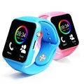 NUEVA Moda Colorida Sprot Reloj Inteligente A1 Para Niños Android IOS Smartphone IPHONE Tarjeta Sim Reloj Entonces GT08 DZ09