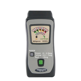 TM-760 Mini  Electro Magnetic Field Radiation EMF Gauss Detector 10/100mG tm chocolatte биотоник для лица аква баланс с пребиотиками 100 мл