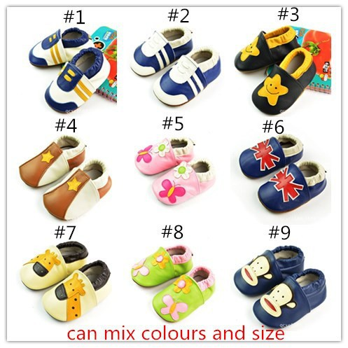 28-colors-printing-Newborn-Baby-Genuine-Leather-shoes-Baby-girls-Moccasins-Soft-bottom-firstwalker-Anti-slip-Infant-Footwear-5